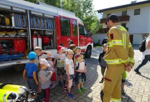 Kindergarten zu Besuch 07.06.2019