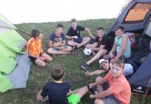 Zeltlager FF-Jugend in Telfs