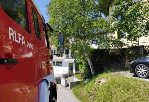 Brandmeldealarm Volksschule Vorderthiersee 24.06.2020