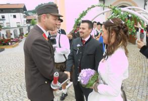 Hochzeit Klaus und Nadine