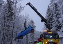 Technische Hilfeleistung Verkehrsunfall