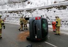 Verkehrsunfall, 28.01.2021