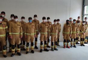 Wissenstest Feuerwehrjugend 15.05.2021