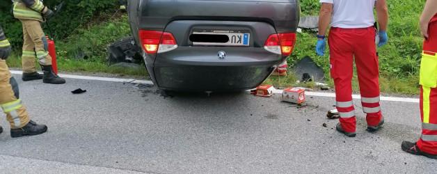 Verkehrsunfall L37 Wieshäusl 10.08.2021