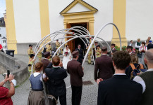 Hochzeit und Claudia und Andreas Fankhauser am 11.09.2021