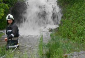 Hochwasser – Großeinsatz für die FF-Vorderthiersee