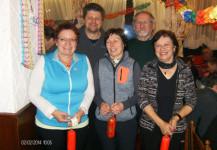 Dorfmeisterschaften Eisstockschießen